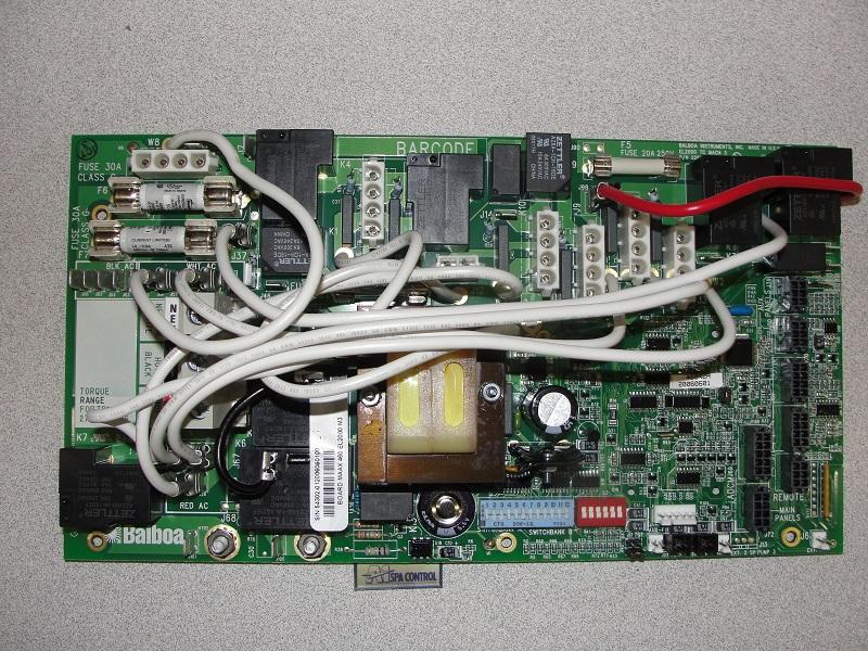 106982 vita spa circuit board 460 system 2006 a 1 spa. Black Bedroom Furniture Sets. Home Design Ideas