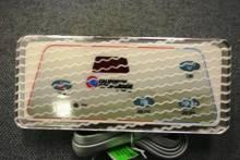 Coleman / Maax Spas Topside Control Panel 101227