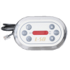 Vita Spa L50 Topside Control Panel - 0460098
